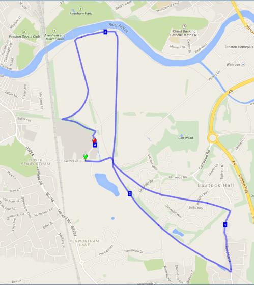 vernons 4 mile